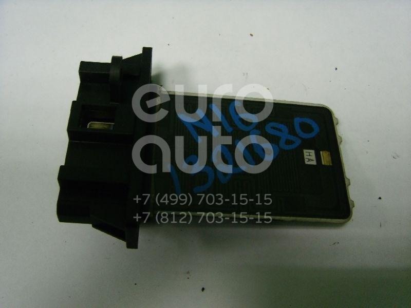 Купить Резистор отопителя Nissan Almera N16 2000-2006; (271505M400)