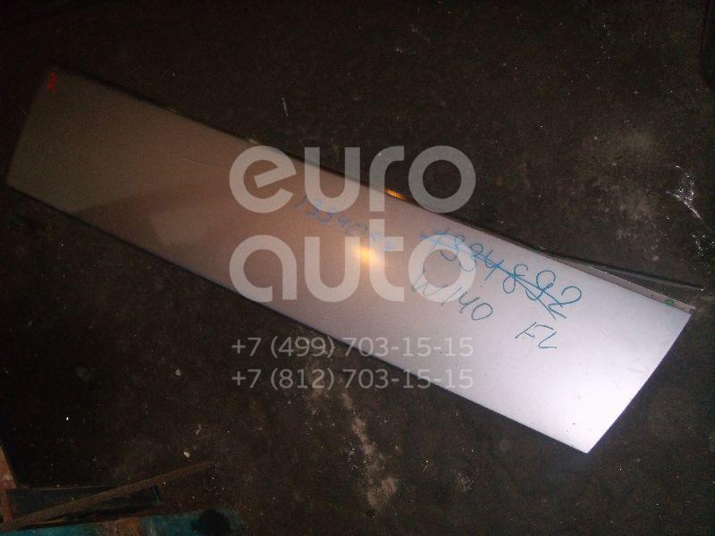 Купить Молдинг передней левой двери Mercedes Benz W140 1991-1999; (1406906340)