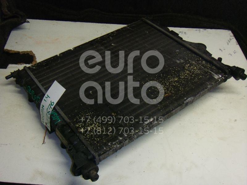 Купить Радиатор основной Renault Logan 2005-2014; (8200125767)