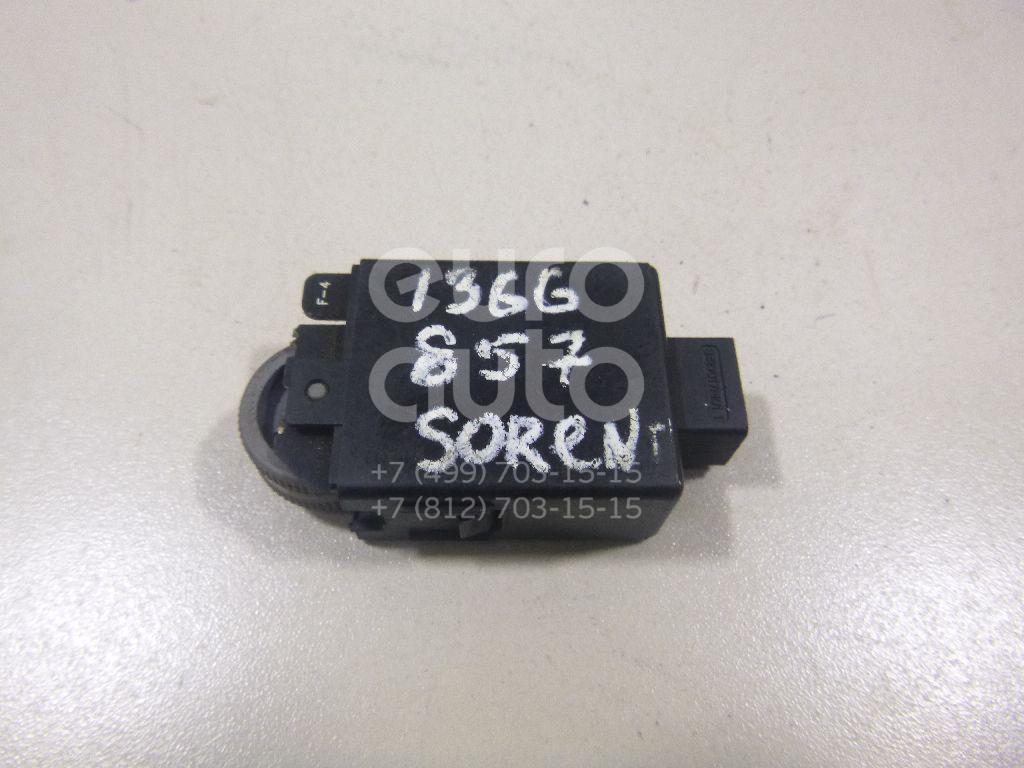 Кнопка корректора фар Kia Sorento 2002-2009; (932303E000GW)  - купить со скидкой