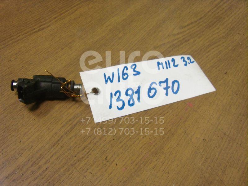 Купить Форсунка инжекторная электрическая Mercedes Benz W163 M-Klasse (ML) 1998-2004; (1120780049)