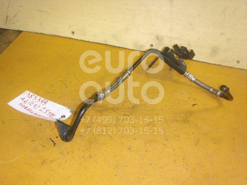 Купить Трубка турбокомпрессора (турбины) Audi A6 [C5] 1997-2004; (059145771K)