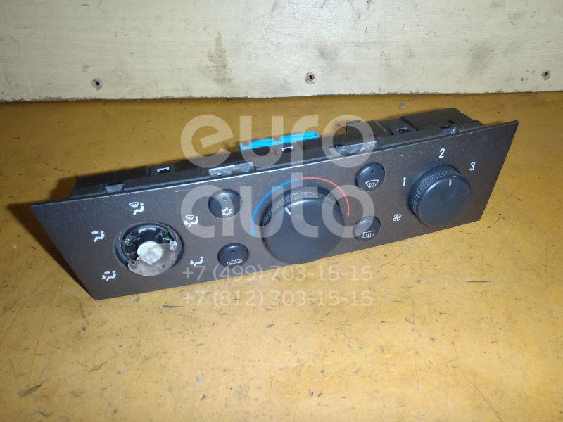 Купить Блок управления отопителем Opel Vectra C 2002-2008; (24441228)