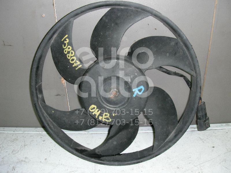 Купить Вентилятор радиатора Opel Omega B 1994-2003; (0130304240)