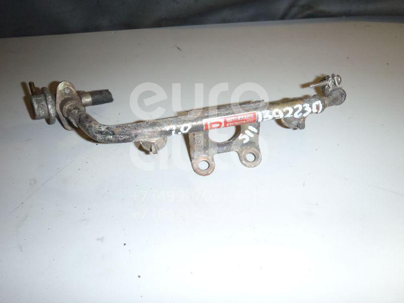 Рейка топливная (рампа) Subaru Forester (S11) 2002-2007; (17533AA212)