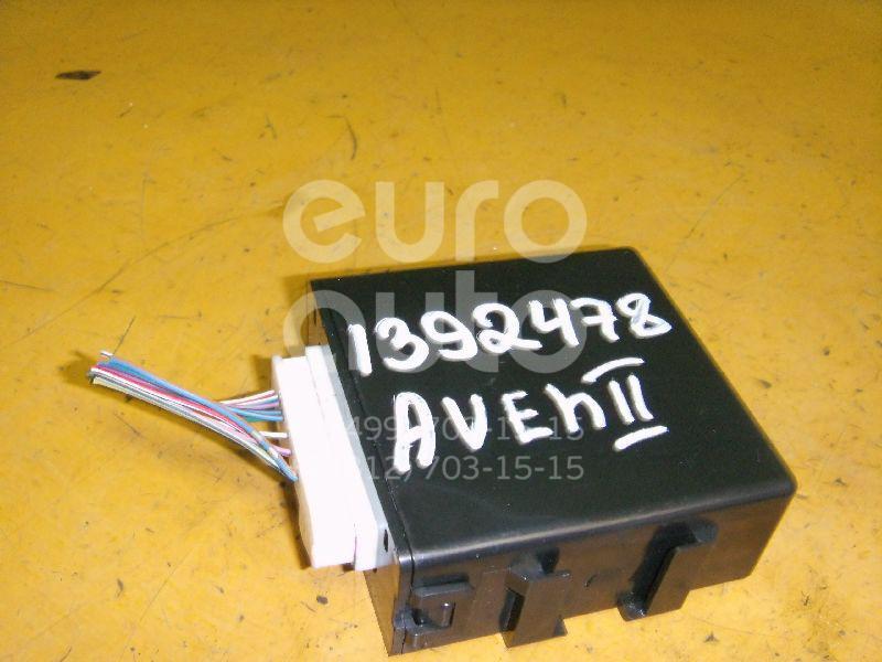Купить Блок электронный Toyota Avensis II 2003-2008; (8973005030)