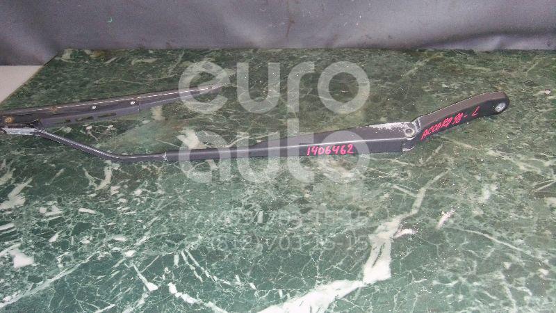 Купить Поводок стеклоочистителя передний левый Honda Accord VI 1998-2002; (76600S1AG01)