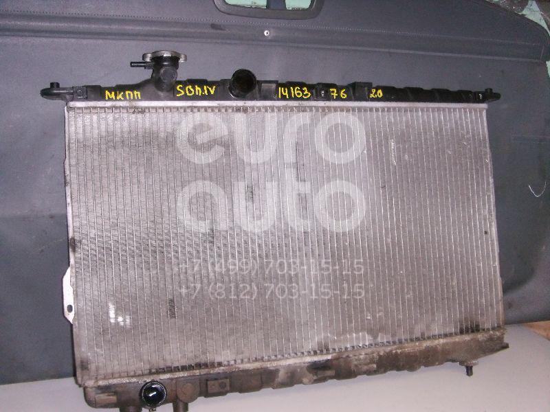 Купить Радиатор основной Hyundai Sonata IV (EF) 1998-2001; (2531038001)