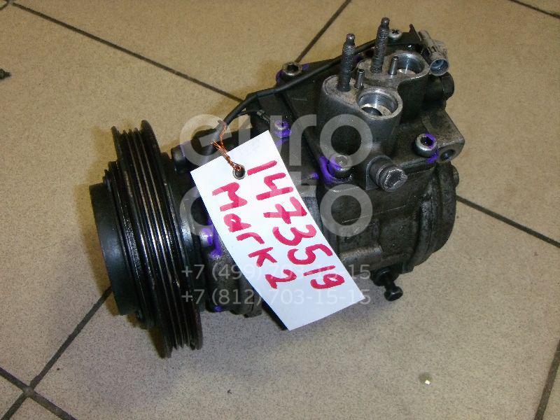 Купить Компрессор системы кондиционирования Toyota Mark 2 (X10#) 1996-2000; (883202A060)
