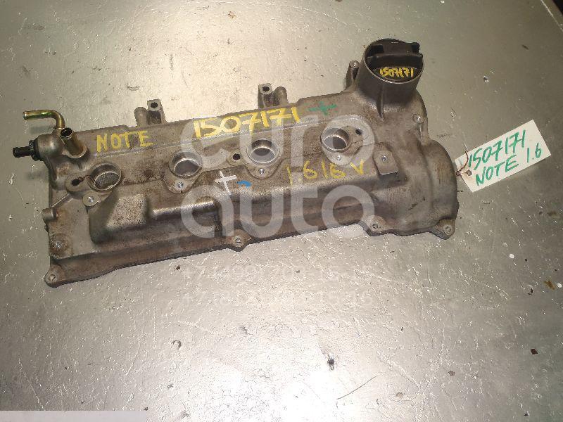 Крышка головки блока (клапанная) Nissan Note (E11) 2006-2013; (13264ED000)