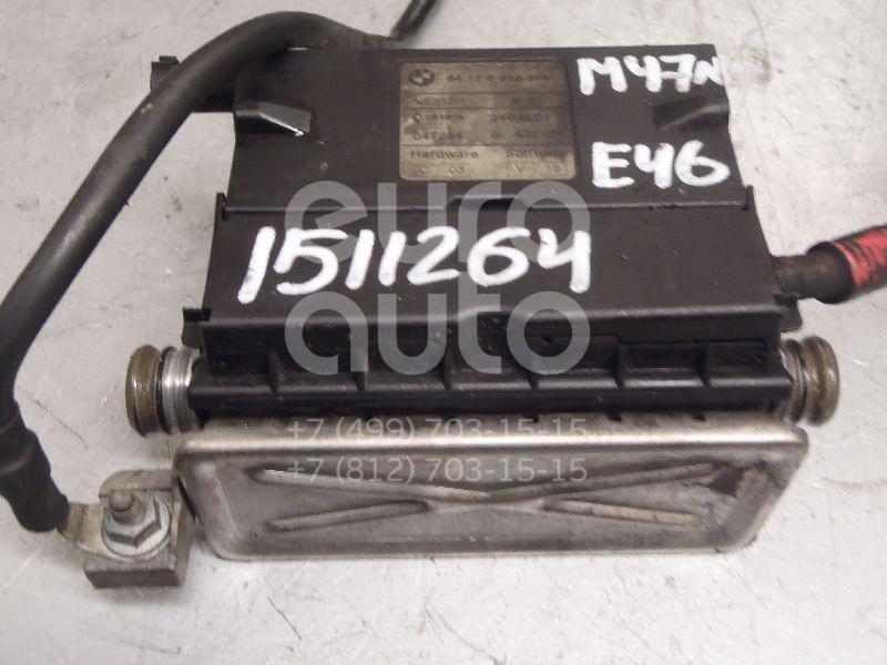 Купить Отопитель дополнительный BMW 3-серия E46 1998-2005; (64126918806)