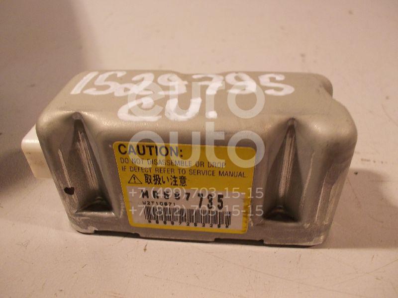 Купить Датчик AIR BAG Mitsubishi Outlander (CU) 2001-2008; (MR587735)