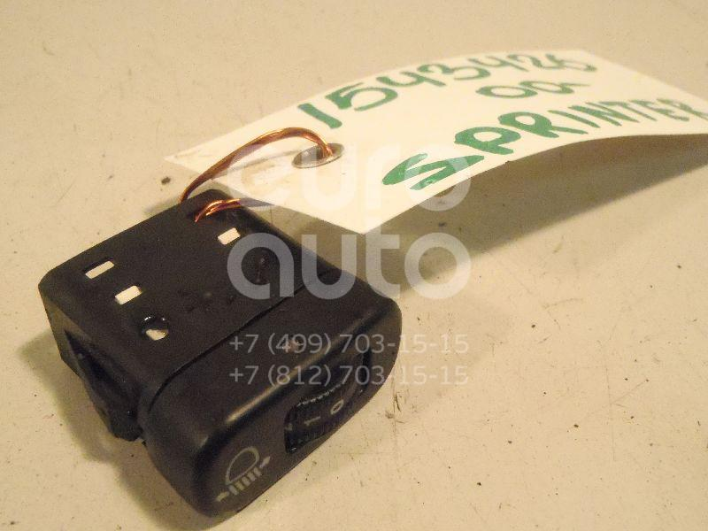 Купить Кнопка корректора фар Mercedes Benz Sprinter (901-905)/Sprinter Classic (909) 1995-2006; (0005444831)