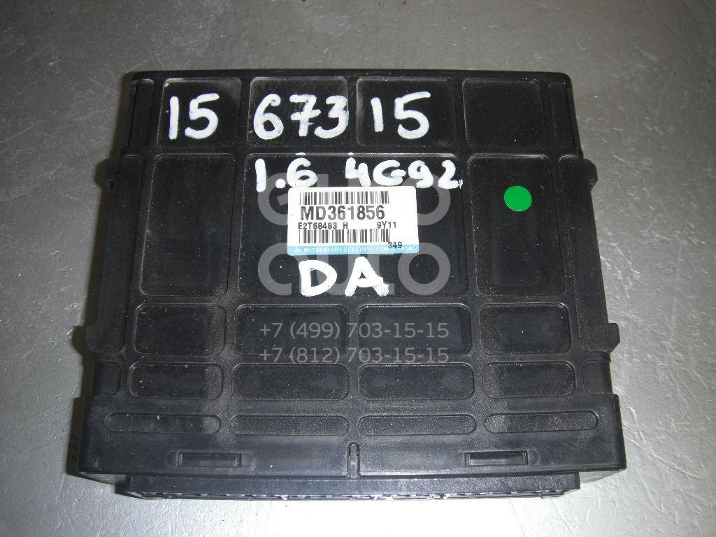 Купить Блок управления двигателем Mitsubishi Carisma (DA) 1999-2003; (MD361856)