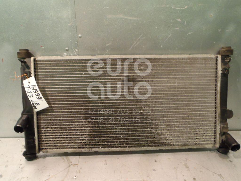 Купить Радиатор основной Toyota Celica (ZT23#) 1999-2005; (1640022060)