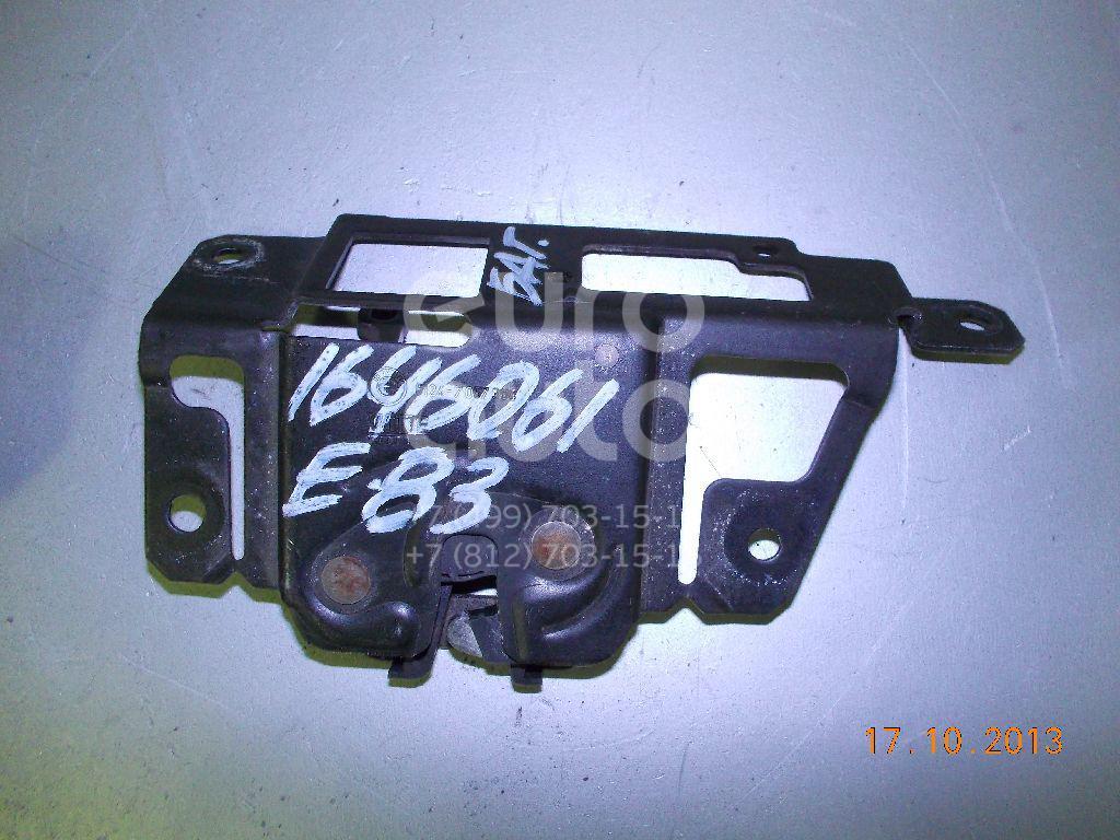Купить Замок багажника BMW X3 E83 2004-2010; (51247057364)