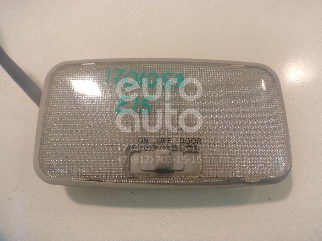 Плафон салонный Toyota Corolla E15 2006-2013; (8124052040B1)  - купить со скидкой