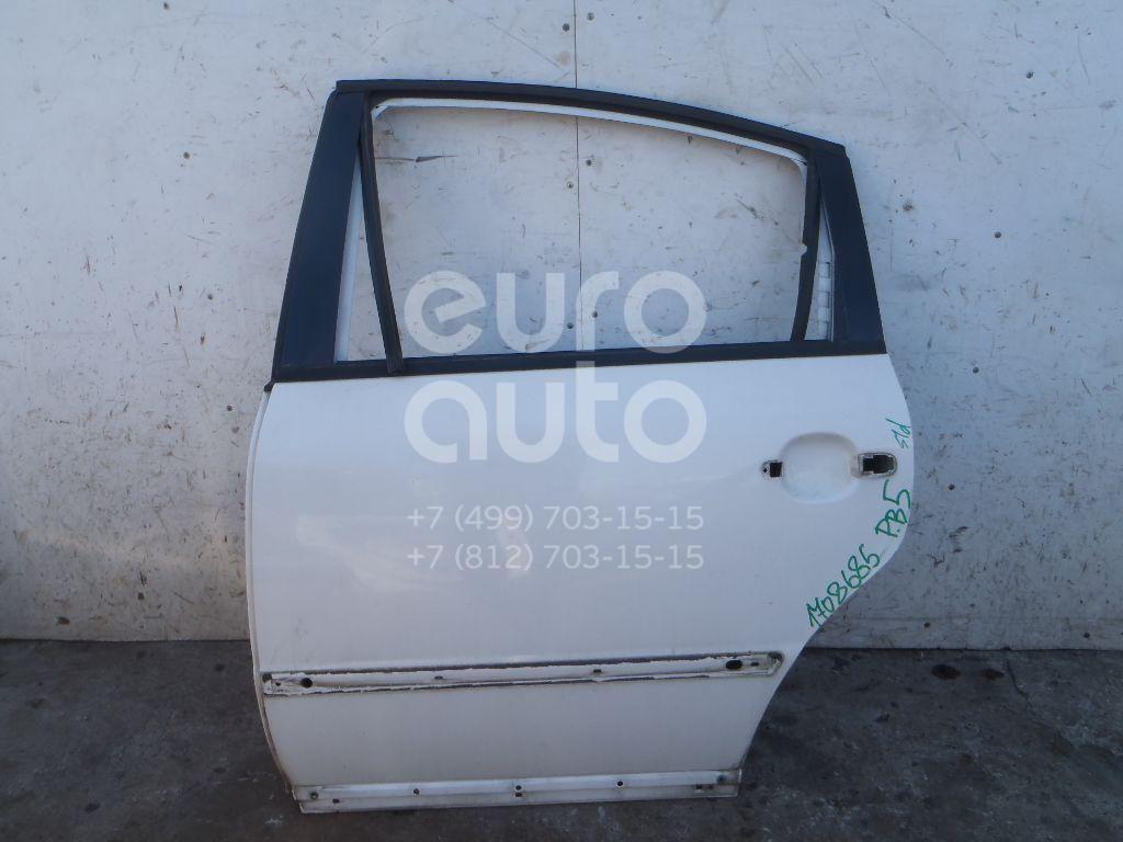 Дверь задняя левая VW Passat [B5] 1996-2000; (3B5833051AB)