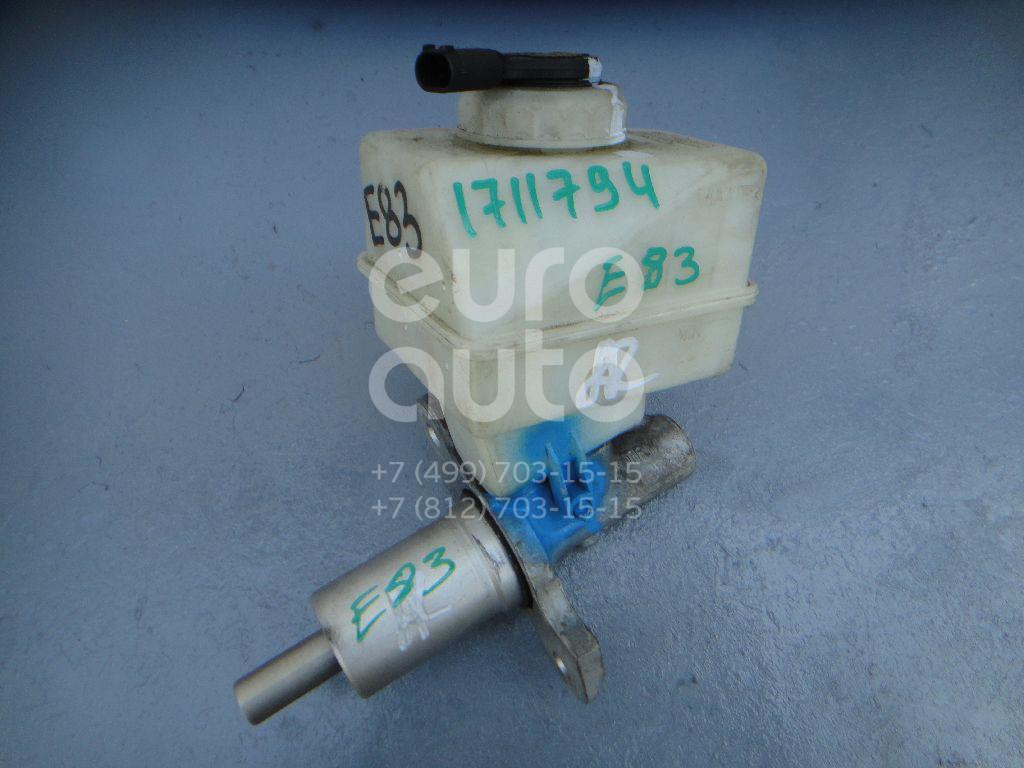 Цилиндр тормозной главный BMW X3 E83 2004-2010; (34336786629)  - купить со скидкой