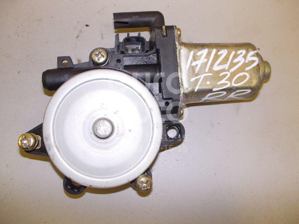 Купить Моторчик стеклоподъемника Nissan X-Trail (T30) 2001-2006; (8073089913)