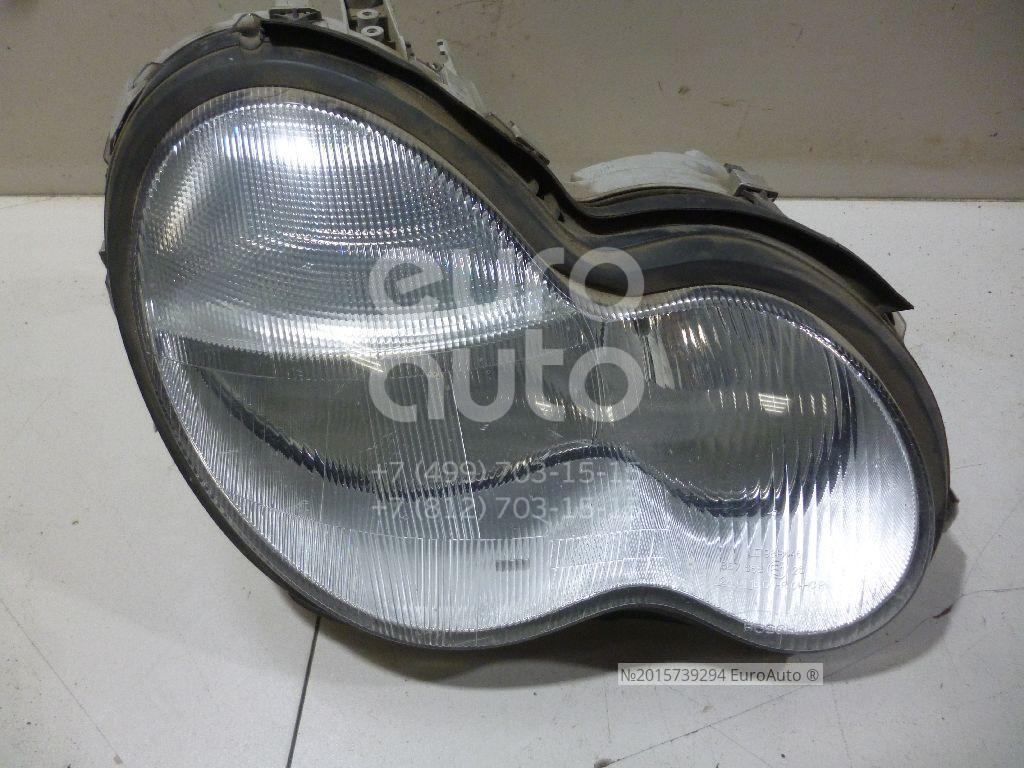 Купить Фара правая Mercedes Benz W203 2000-2006; (2038200261)
