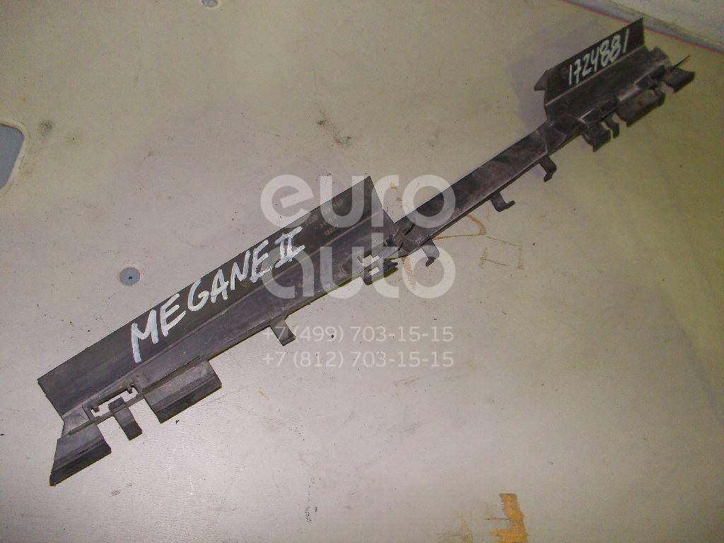 Накладка (кузов внутри) Renault Megane II 2003-2009; (8200158162)  - купить со скидкой