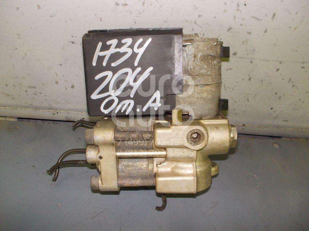 Купить Блок ABS (насос) Opel Omega A 1986-1994; (0265200041)