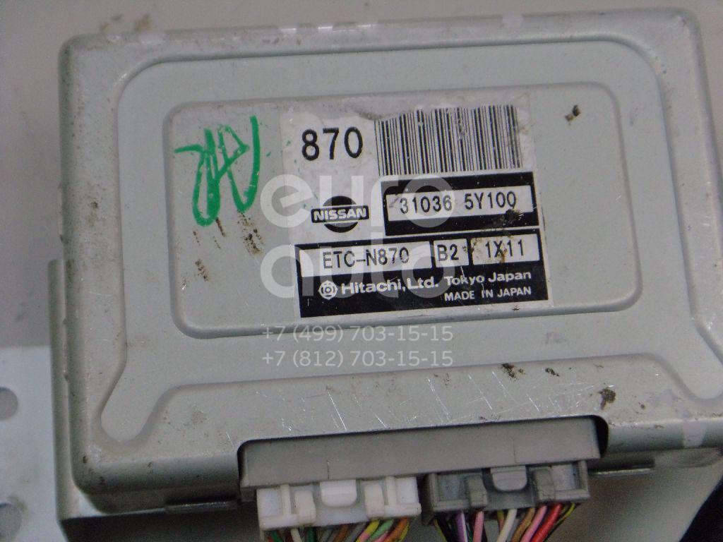 Купить Блок управления АКПП Nissan Maxima (A33) 2000-2005; (310365Y100)
