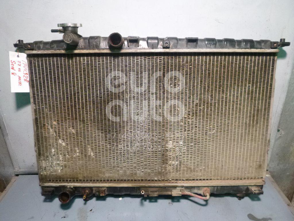 Купить Радиатор основной Hyundai Sonata IV (EF)/ Sonata Tagaz 2001-2012; (2531038055)