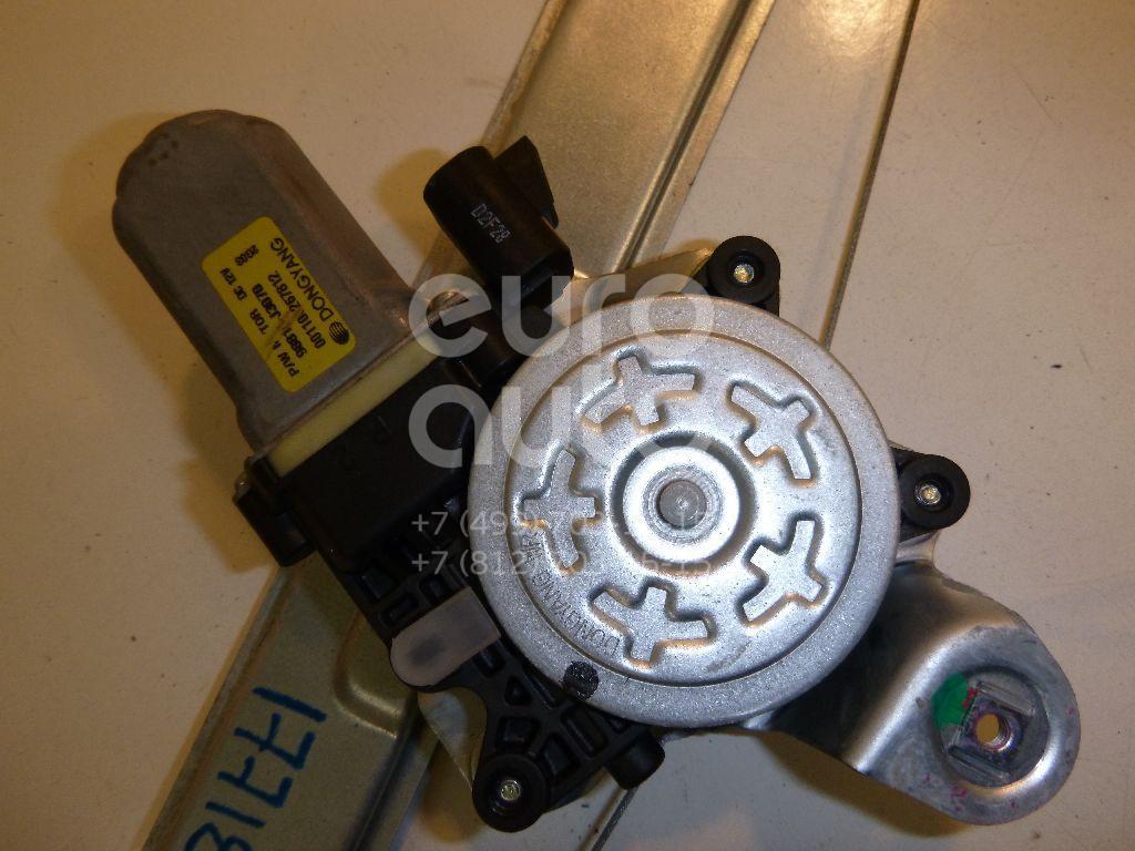 Купить Стеклоподъемник электр. задний правый Chevrolet Orlando 2011-2015; (95374827)
