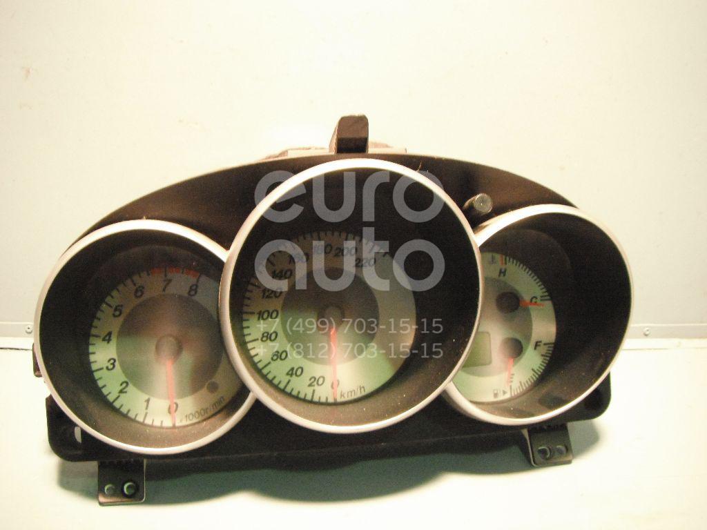 Купить Панель приборов Mazda Mazda 3 (BK) 2002-2009; (BP4K55214)