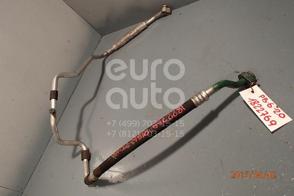 Купить Трубка кондиционера VW Passat [B6] 2005-2010; (3C0820743BF)