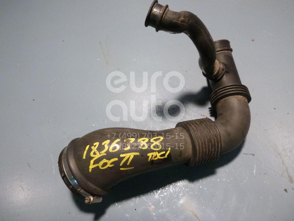 Купить Патрубок воздушного фильтра Ford Focus II 2005-2008; (4M519A673AD)