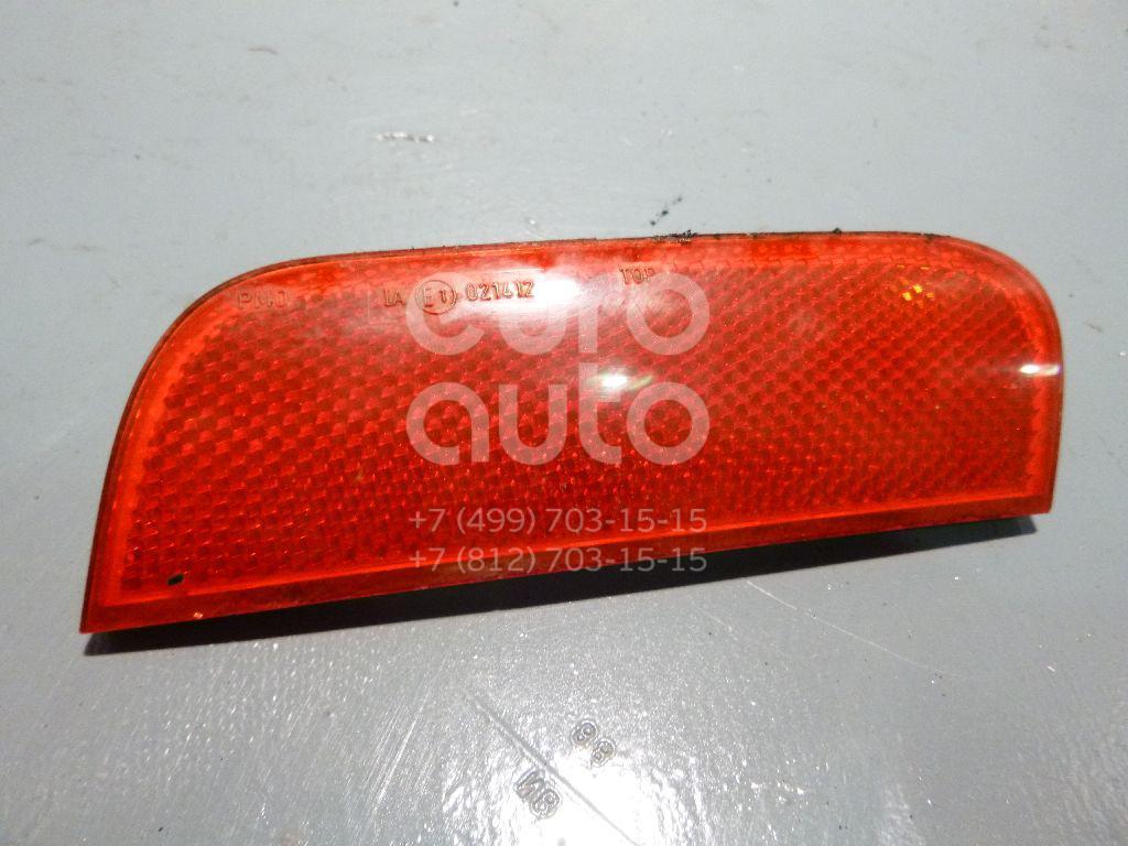 отражатель заднего бампера ford fusion