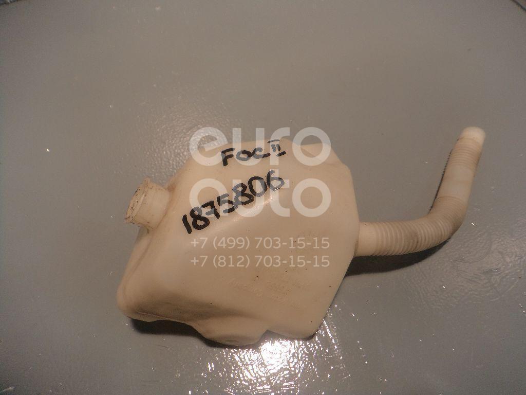 Бачок омывателя лобового стекла Ford Focus II 2005-2008; (3M5117618AE)