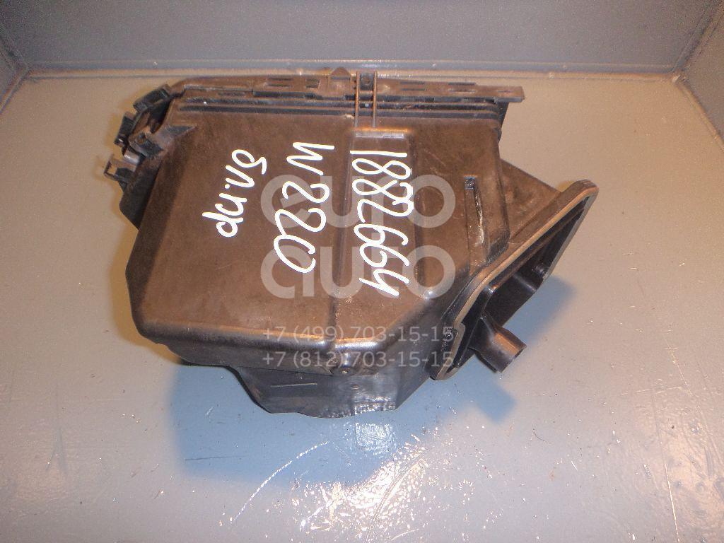 Купить Корпус блока предохранителей Mercedes Benz W220 1998-2005; (2205400224)