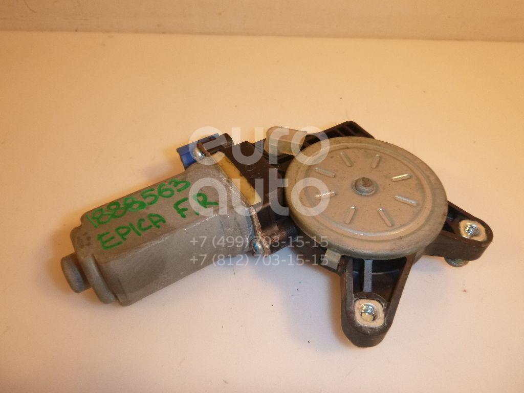 Моторчик стеклоподъемника для Chevrolet Epica 2006-2012;Aveo (T200) 2003-2008;Captiva (C100) 2006-2010 - Фото №1