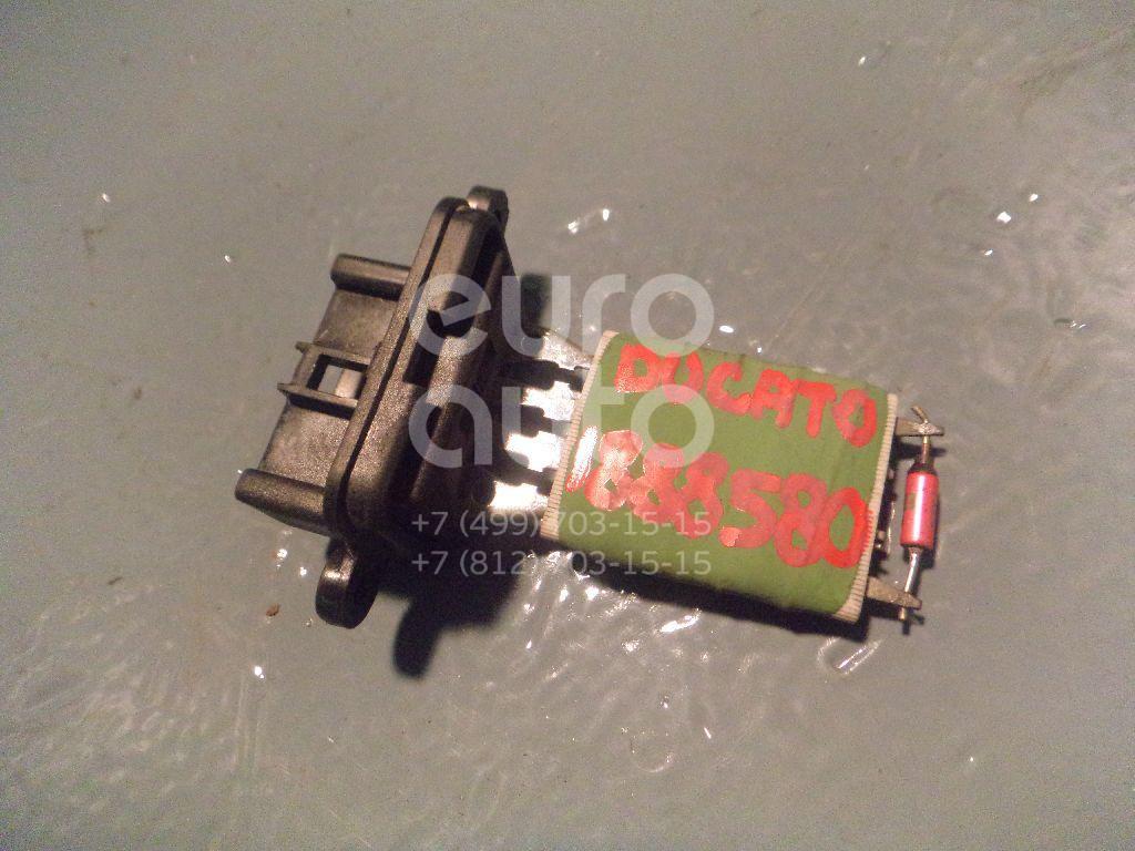 Резистор отопителя для Fiat Ducato 244 (+ЕЛАБУГА) 2002-2006 - Фото №1