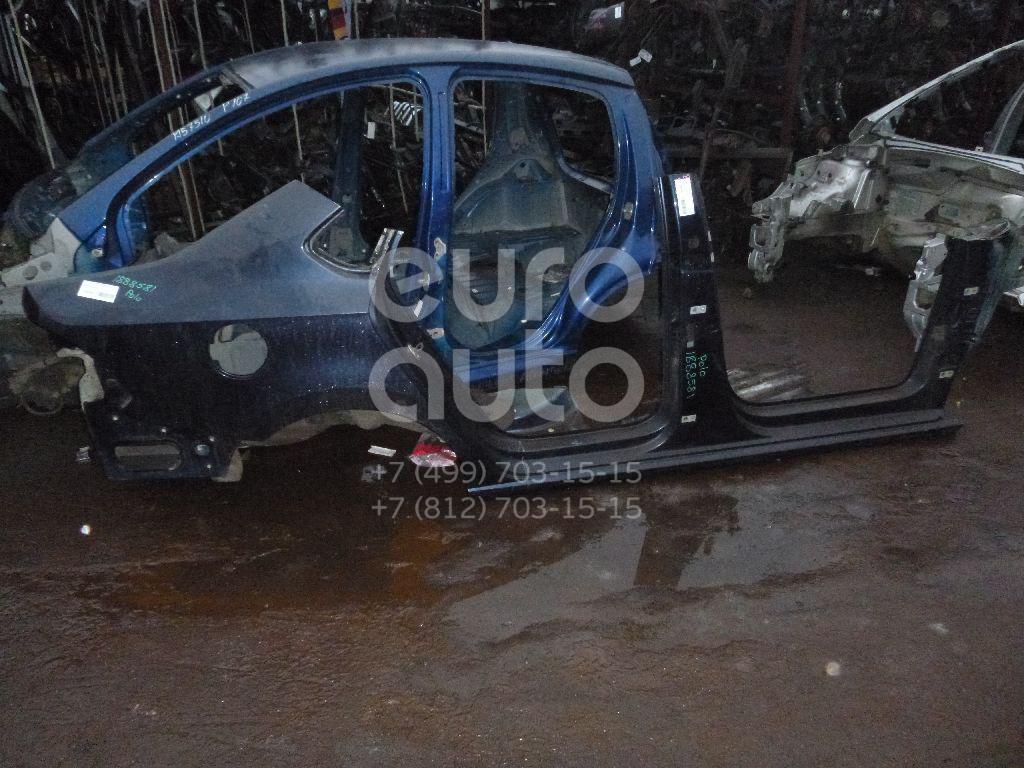 Кузовной элемент для VW Polo (Sed RUS) 2011> - Фото №1