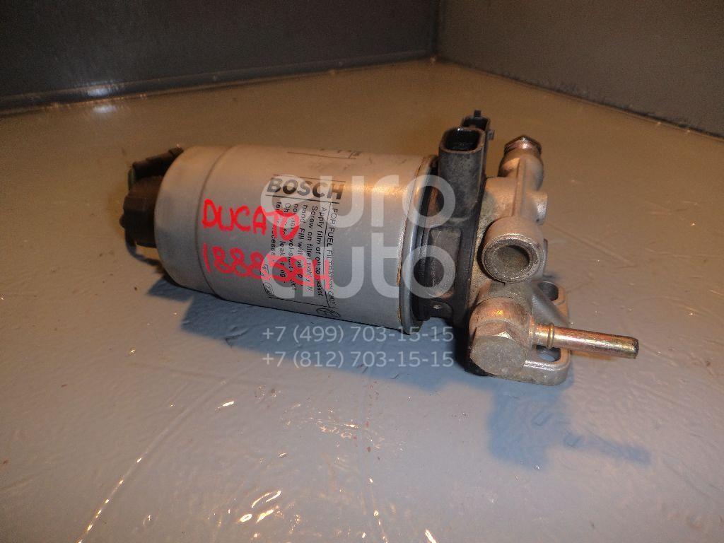 Кронштейн топливного фильтра для Fiat Ducato 244 (+ЕЛАБУГА) 2002-2006 - Фото №1
