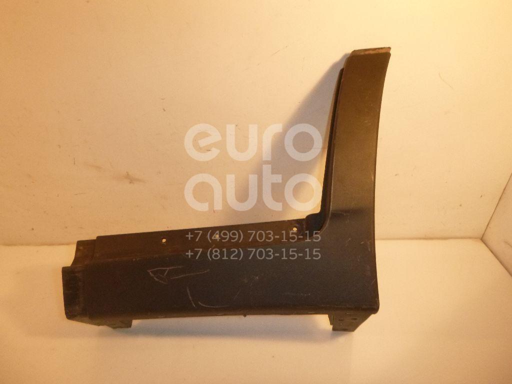 Накладка на порог (наружная) для Opel Mokka 2012> - Фото №1