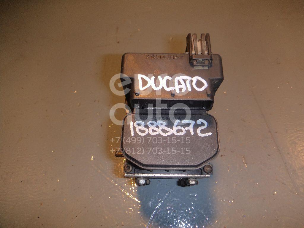 Блок ABS (насос) для Fiat,Peugeot,Citroen Ducato 244 (+ЕЛАБУГА) 2002-2006;Boxer 244 2002-2005;Jumper 244 2002-2006 - Фото №1