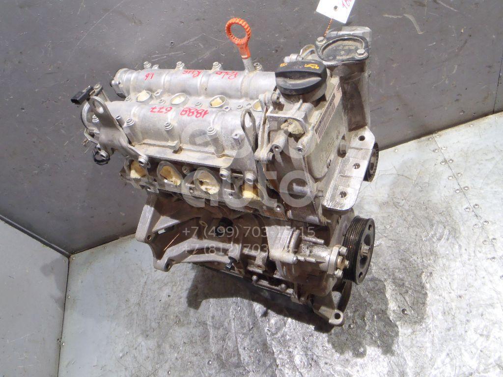 Двигатель для VW,Skoda,Seat Polo (Sed RUS) 2011>;Fabia 2007-2015;Roomster 2006-2015;Rapid 2013>;Toledo 2013> - Фото №1