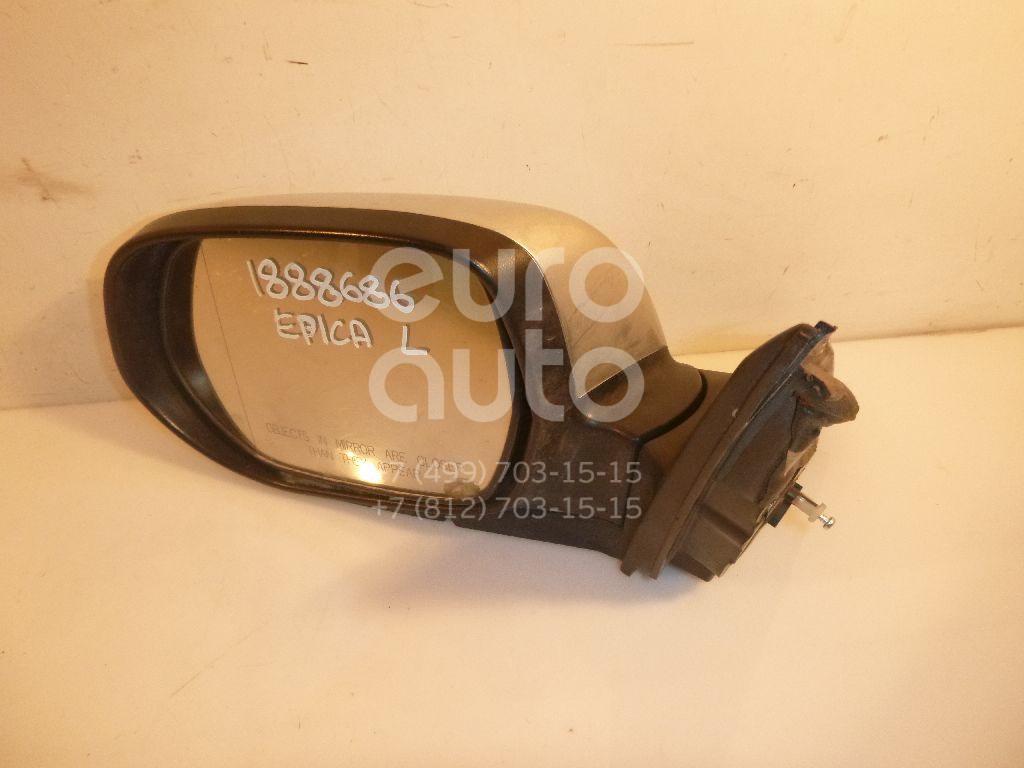 Зеркало левое электрическое для Chevrolet Epica 2006-2012 - Фото №1