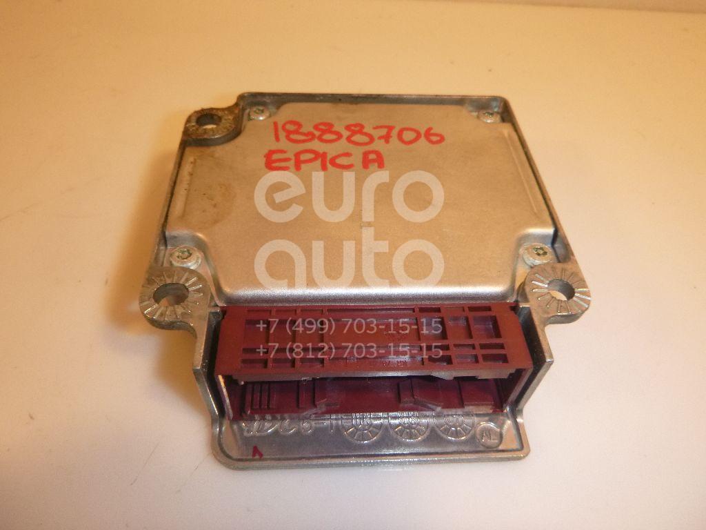 Блок управления AIR BAG для Chevrolet Epica 2006-2012 - Фото №1