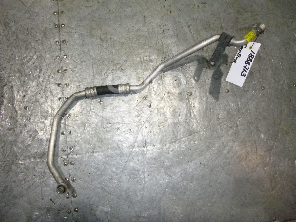 Трубка кондиционера для Chevrolet,Opel Captiva (C100) 2006-2010;Antara 2007-2015 - Фото №1