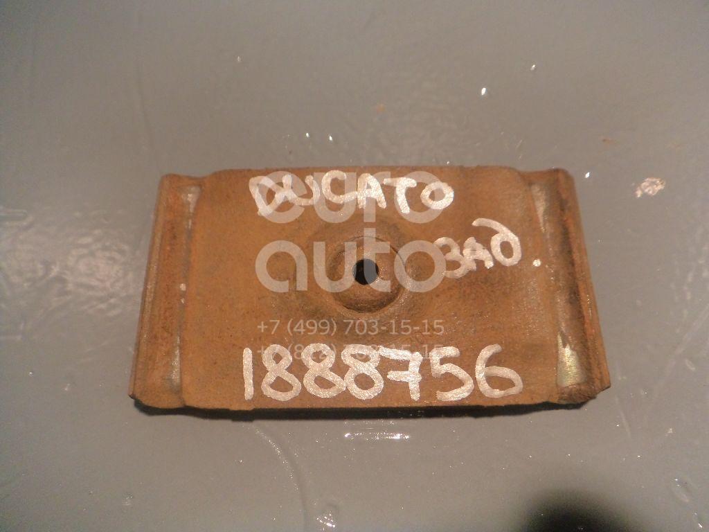 Сектор задней рессоры для Fiat Ducato 244 (+ЕЛАБУГА) 2002-2006 - Фото №1