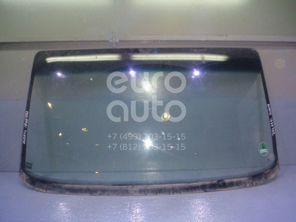 Стекло лобовое (ветровое) для Fiat Ducato 244 (+ЕЛАБУГА) 2002-2006 - Фото №1