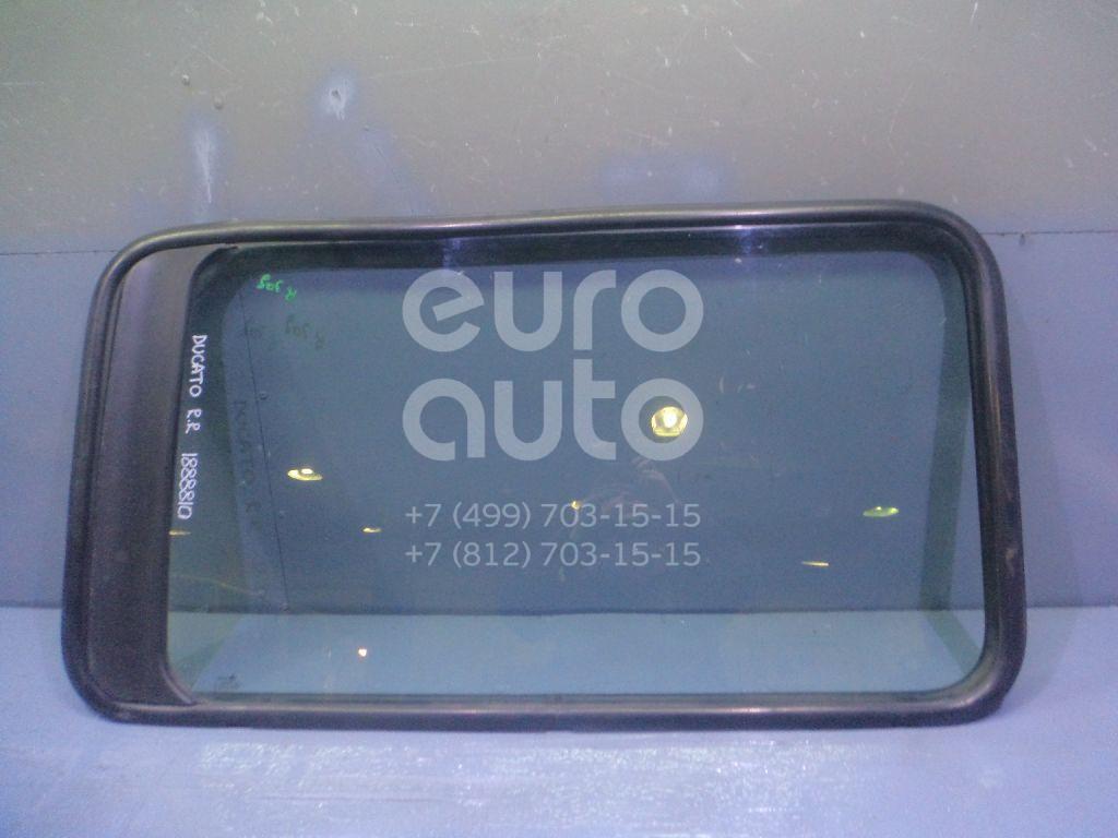 Стекло кузовное глухое правое для Fiat Ducato 244 (+ЕЛАБУГА) 2002-2006 - Фото №1