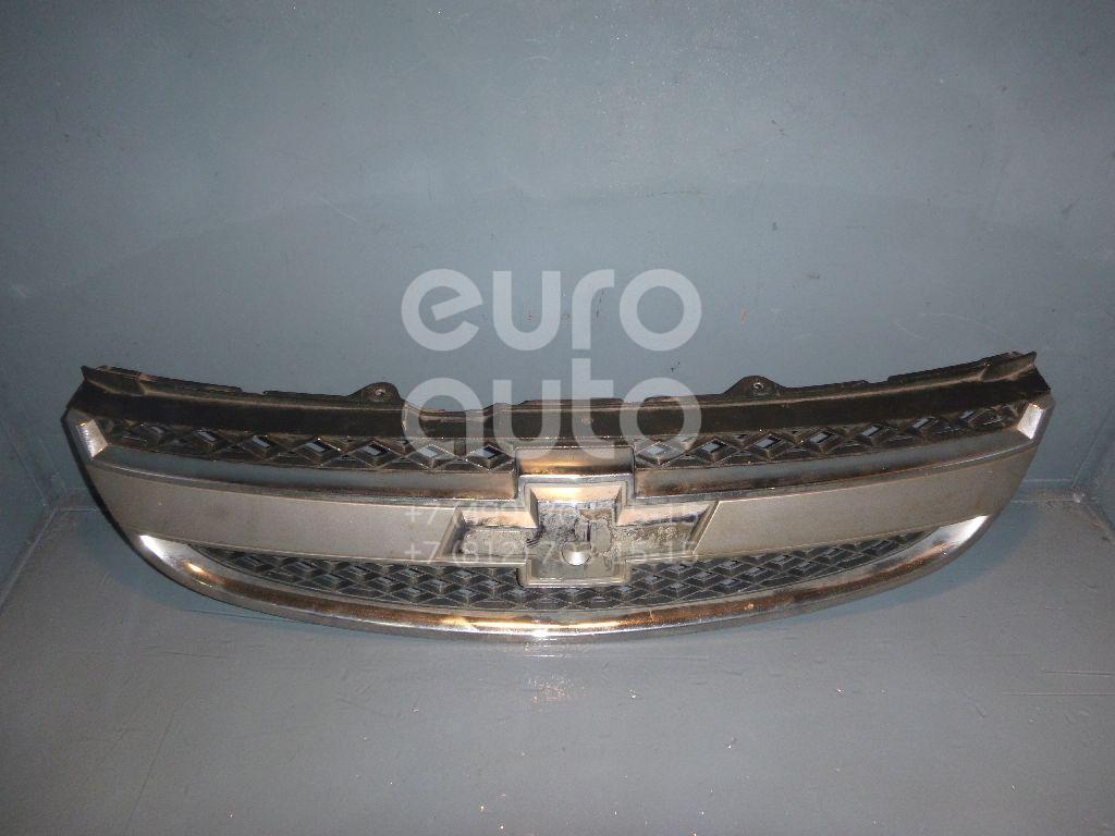 Решетка радиатора для Chevrolet Epica 2006-2012 - Фото №1